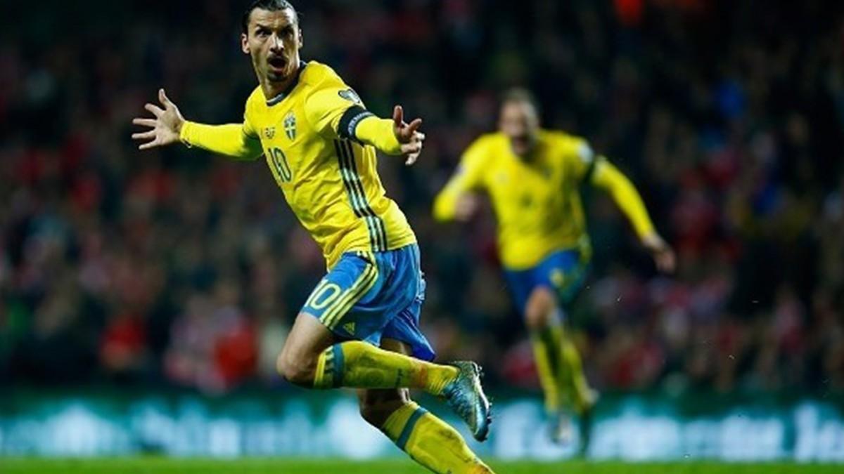 2016 yılında İsveç Milli Takımı'na veda eden Ibrahimovic, geri dönüş sinyali verdi