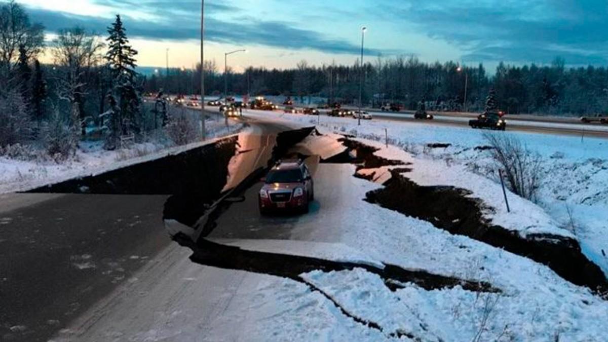 ABD'nin Alaska eyaletinde Deprem Sonrası Tsunami Uyarısı