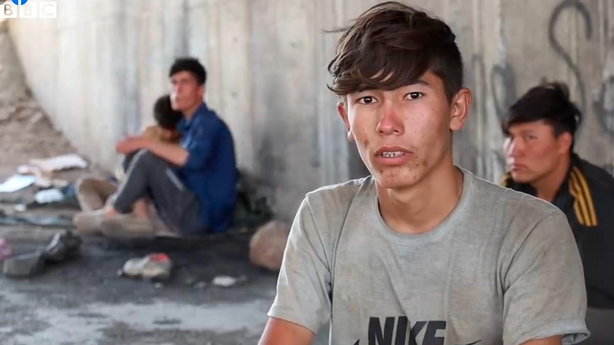 Afgan göçmenler anlatıyor