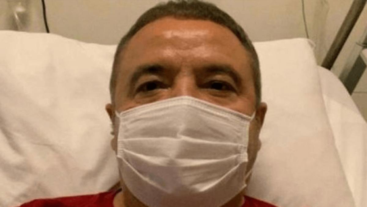 Antalya Büyükşehir Belediye Başkanı Muhittin Böcek Uyutuldu