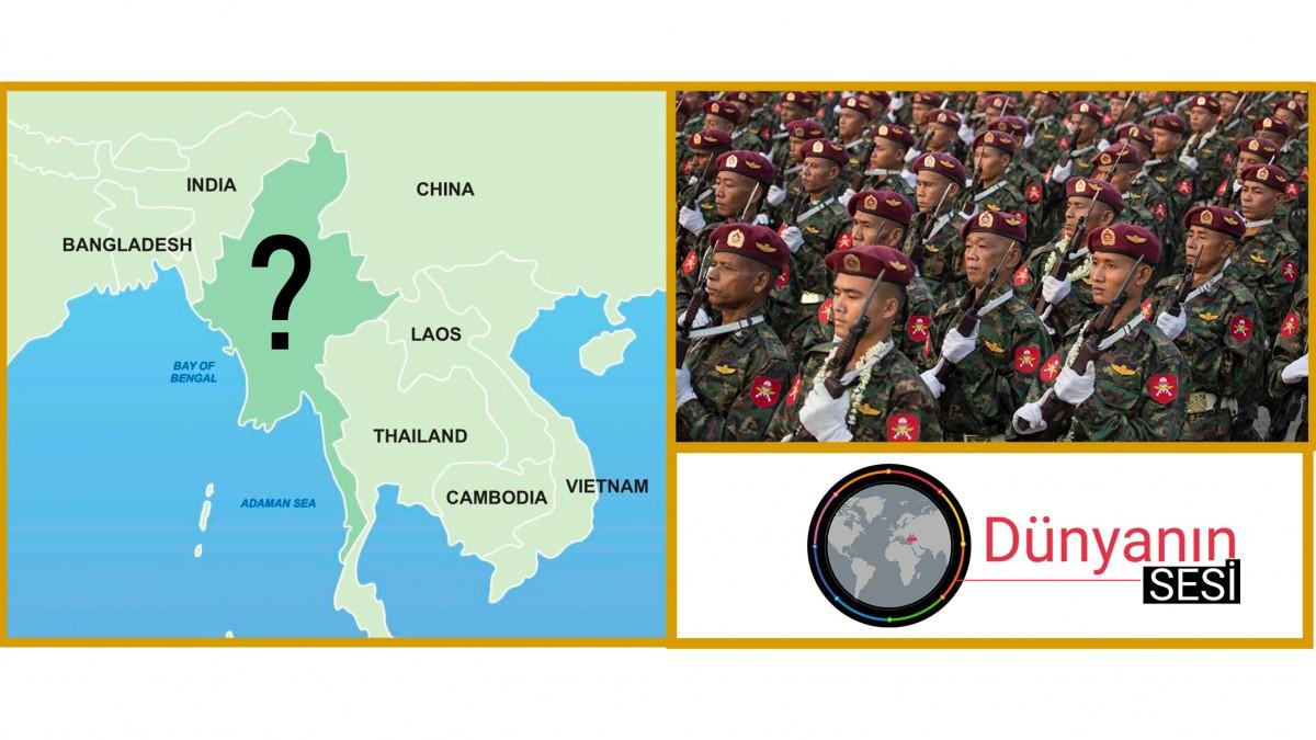 Asya'nın O Ülkesinde Askerler Yönetimi Neden Ele Geçirdi?