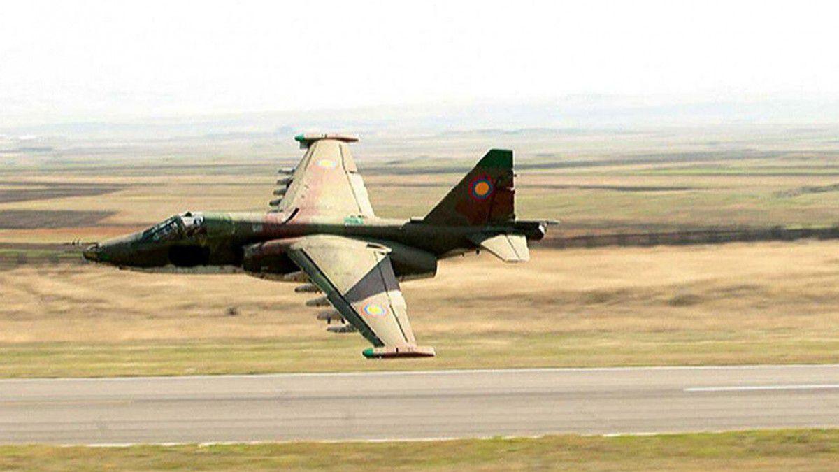 Azerbaycan, Ermenistan'ın ikinci Su-25 savaş uçağını düşürdü