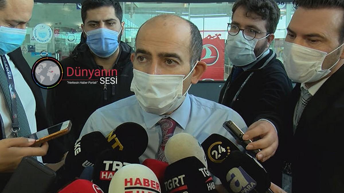 Boğaziçi Üniversitesi Rektörü Bulu'dan Açıklama