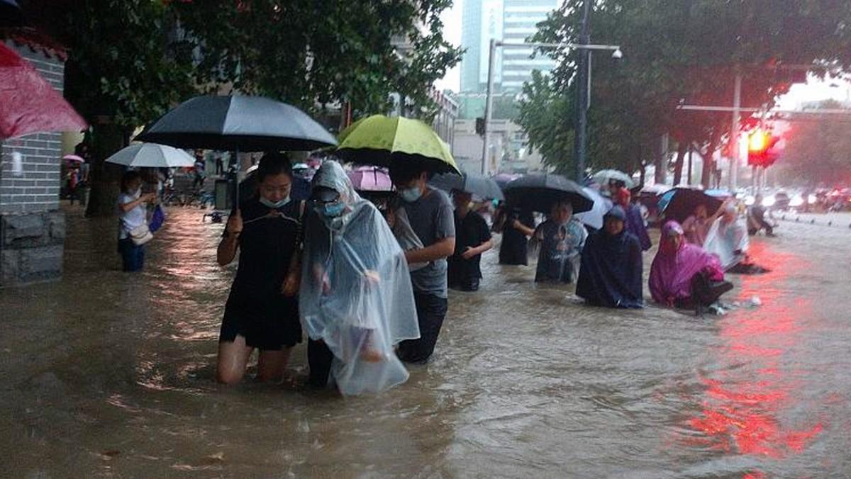 Çin'deki Sel Felaketinden Acı Haber