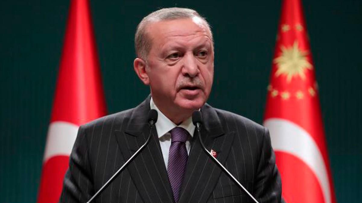 Cumhurbaşkanı Erdoğan'dan Net Kıbrıs Mesajı