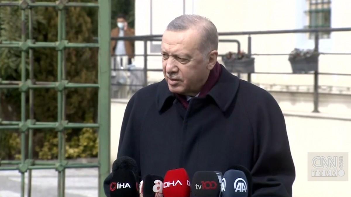 Cumhurbaşkanı Erdoğan, Türkiye'nin O Ülkeyle İlişkilerini Değerlendirdi
