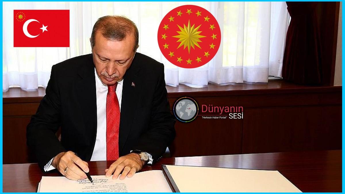 Cumhurbaşkanı Erdoğan, Yasalardan Aldığı Yetkiyle Meşru Rektör Atamalarını Yaptı