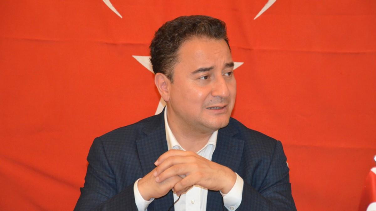 DEVA Partisi Genel Başkanı Babacan, Kripto Para Hakkında Vatandaşları uyardı