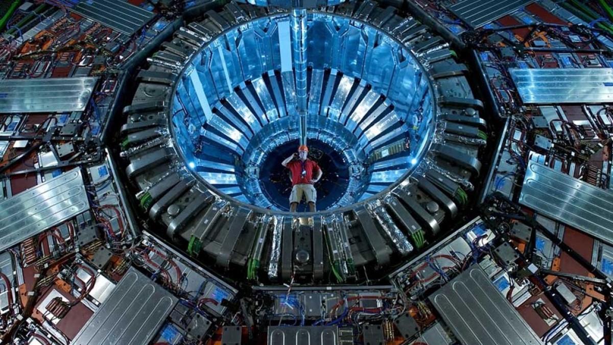Dünyanın en büyük makinesi