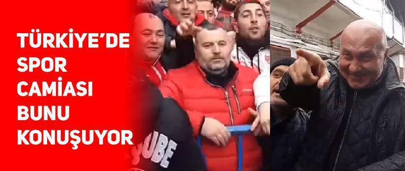 Türkiye'de Spor Camiası Bunu Konuşuyor