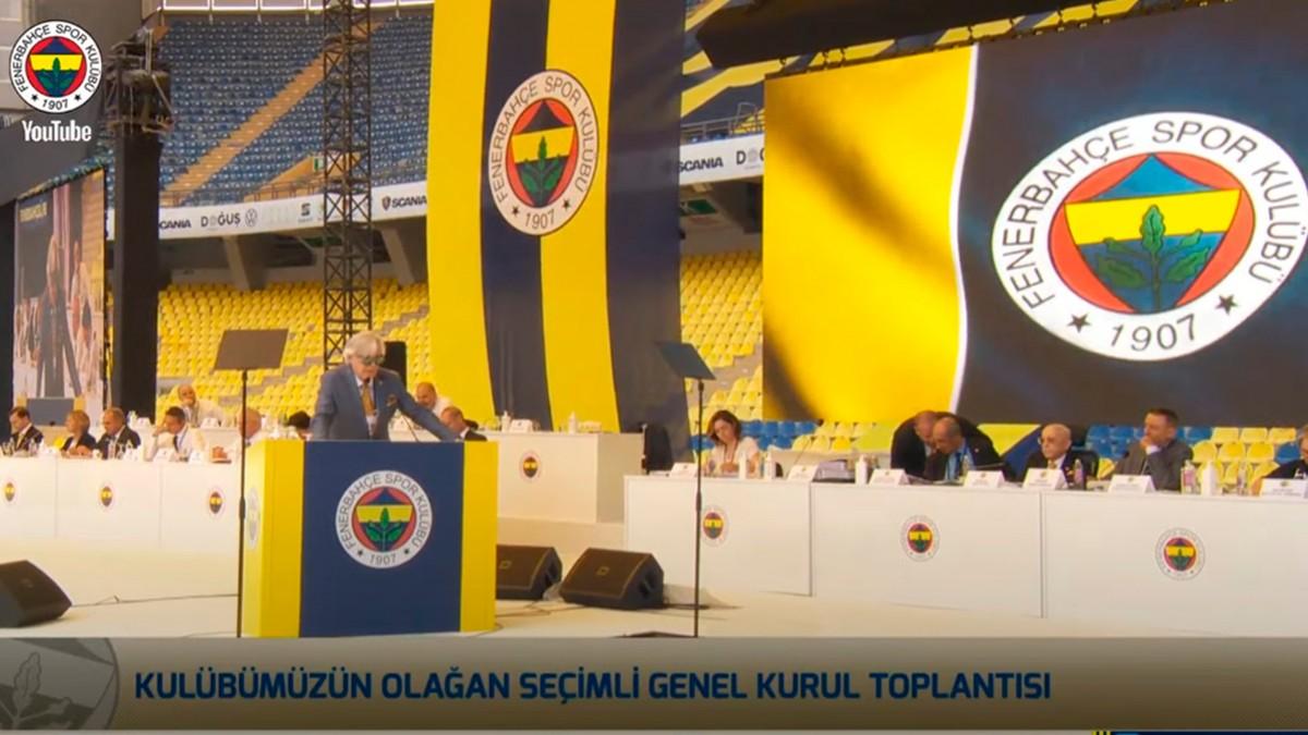Fenerbahçe SK Olağan Seçimli Genel Kurul Toplantısı #CANLI