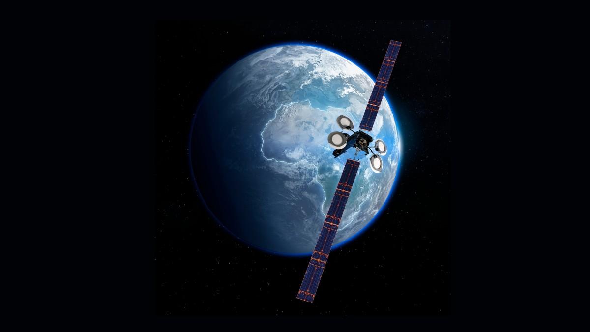 GISAT-1 Uydusu O Ülke İçin İlk Olacak