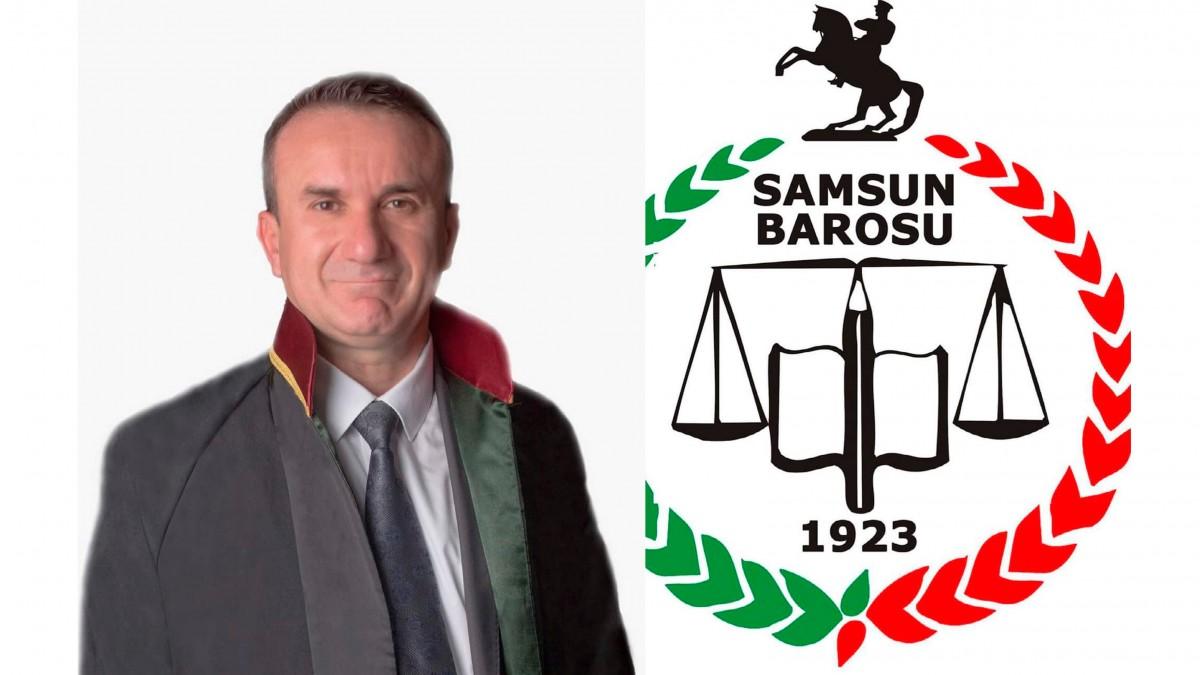 Harun Uyanıkoğlu Samsun Baro Başkanlığı Adaylığını Açıkladı