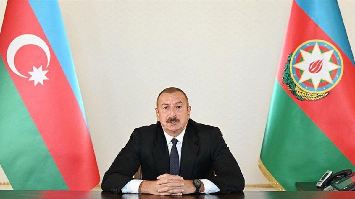 İlham Aliyev'den Türk F-16'lar mesajı