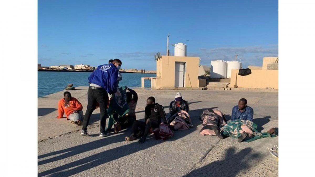 Libya Açıklarında Batan Teknede Can Pazarı