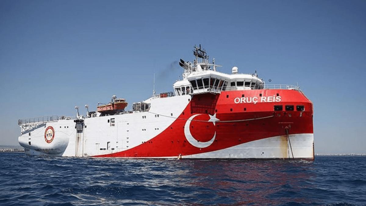 Oruç Reis Antalya'ya Dönünce Yunanistan Sevince Boğuldu