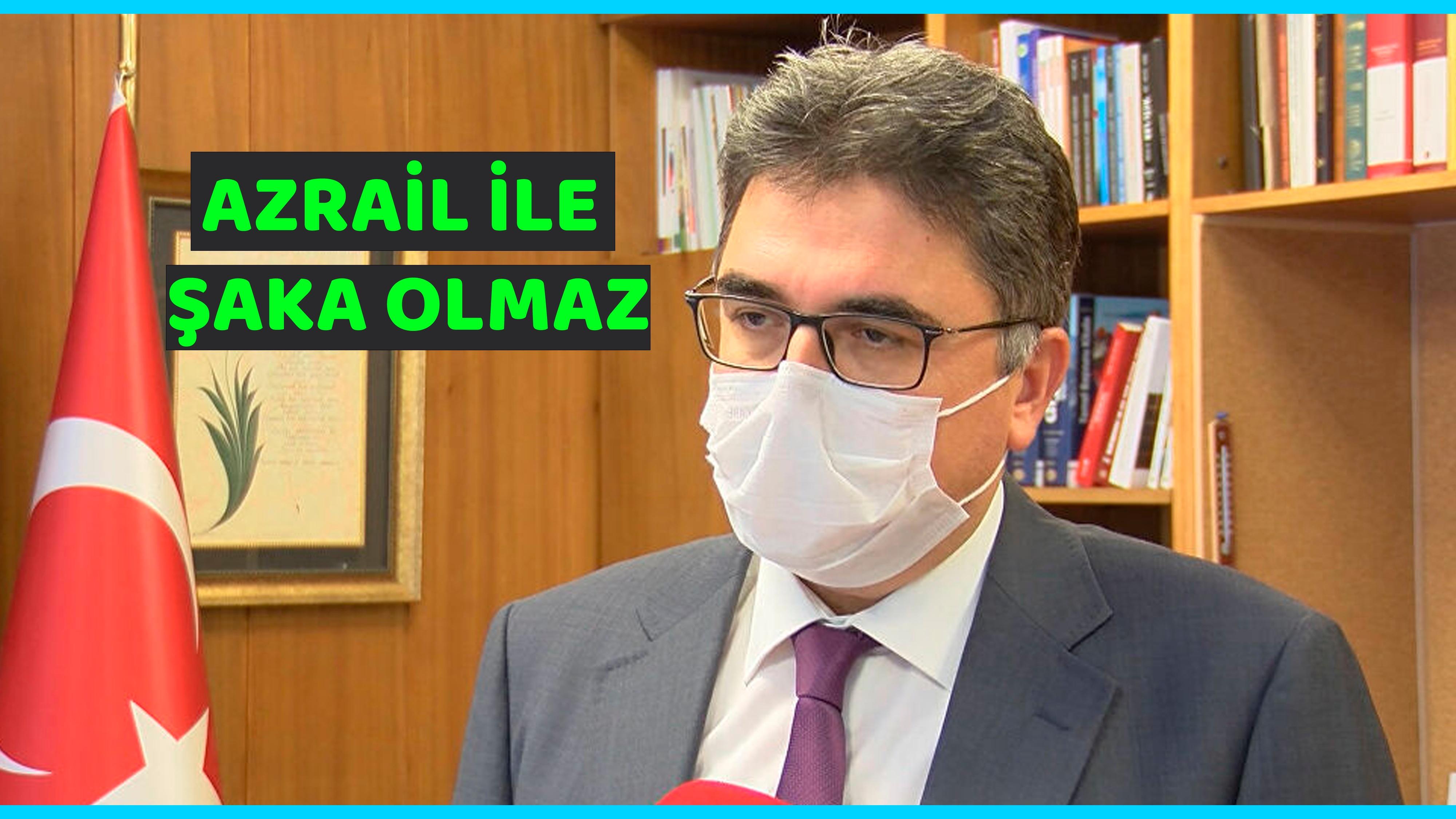 Profesörden Çok Önemli Uyarı! Türkiye'de artık o da görüldü!