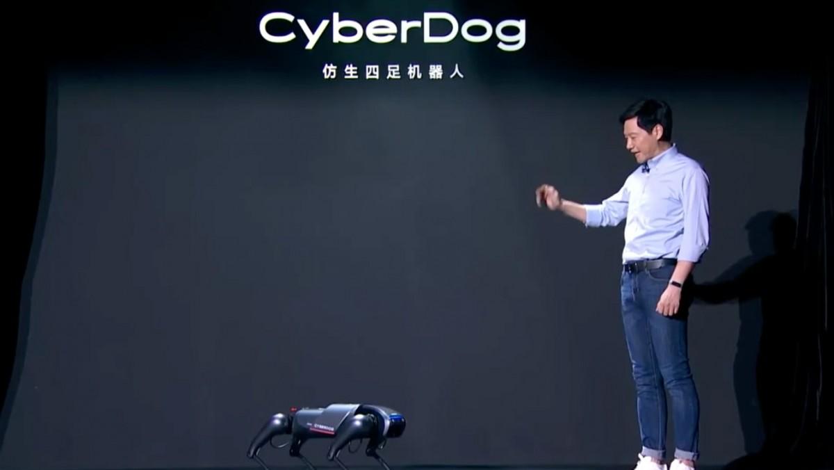 Robot Köpek CyberDog