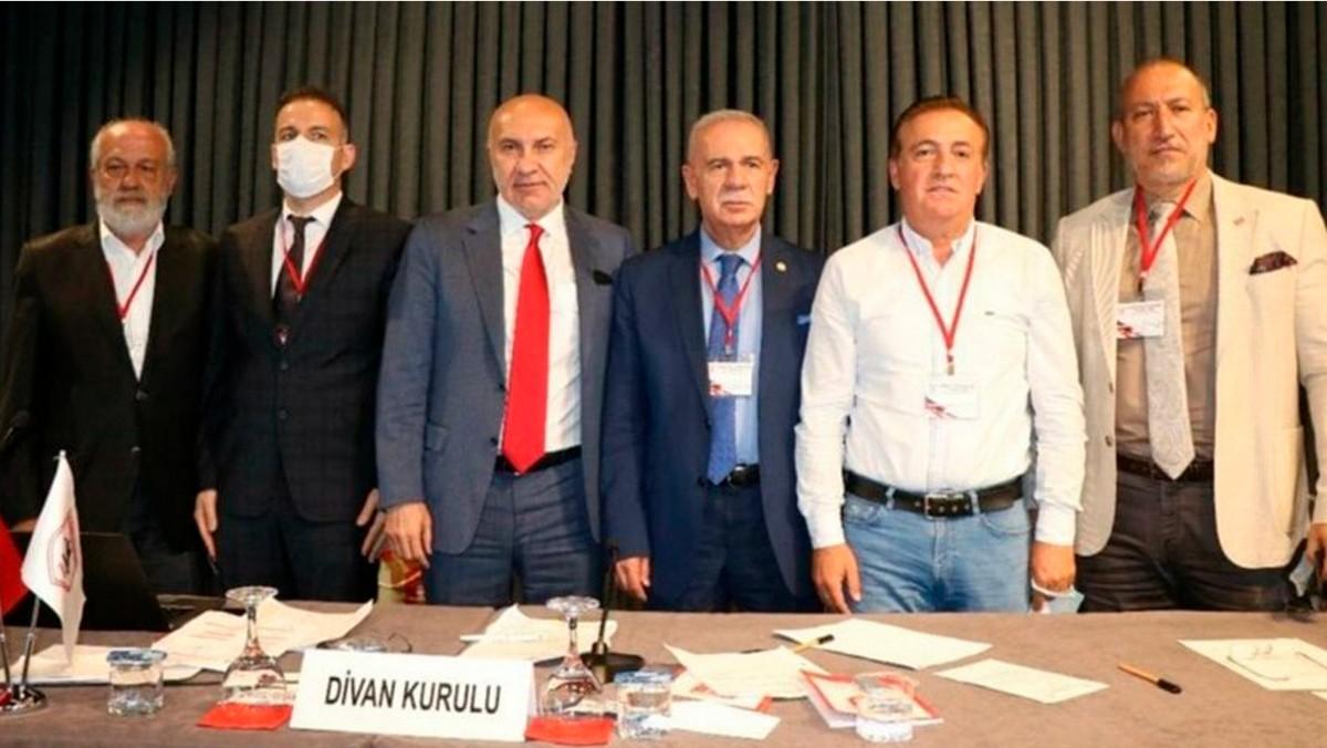 Samsun Eczacı Odası Başkanı Onur Ferhat Karacan, Samsunspor'da Önemli Göreve Geldi