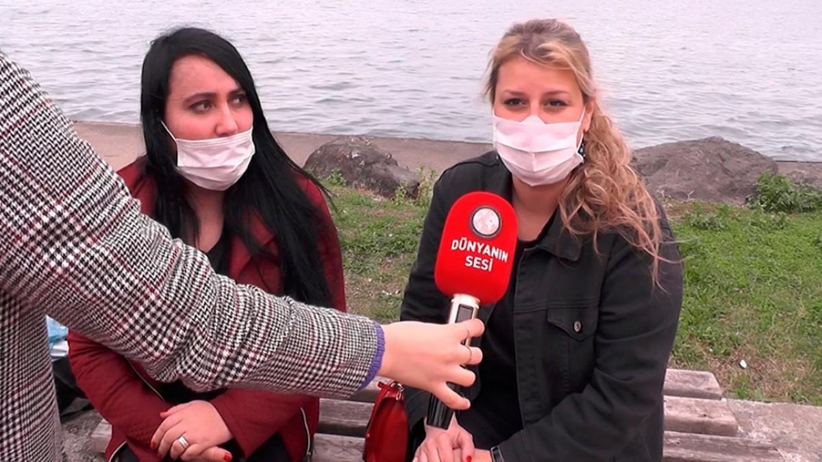 Samsun Halkına Artan Coronavirüs Vakalarını Sorduk