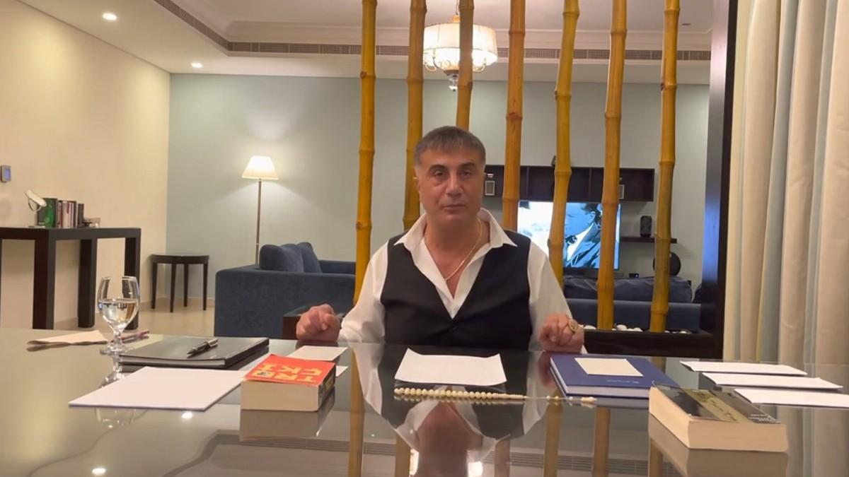 Sedat Peker'in ikinci videosu