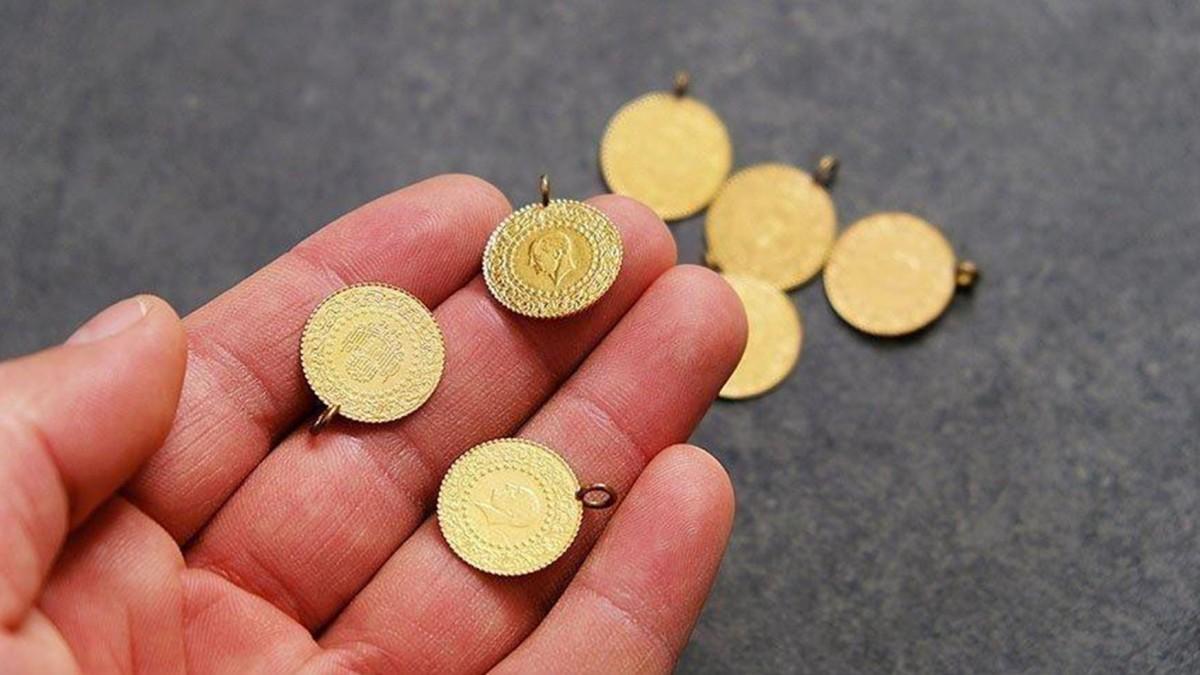 Son dakika   Altın fiyatları yükselişini sürdürüyor! 4 Kasım Çeyrek, Yarım ve Tam altın alış ve satış fiyatları