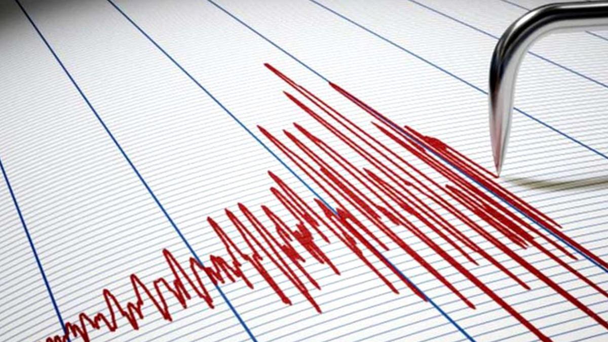 Son Dakika! Kuşadası Körfezi'nde 4.8 büyüklüğünde bir deprem meydana geldi