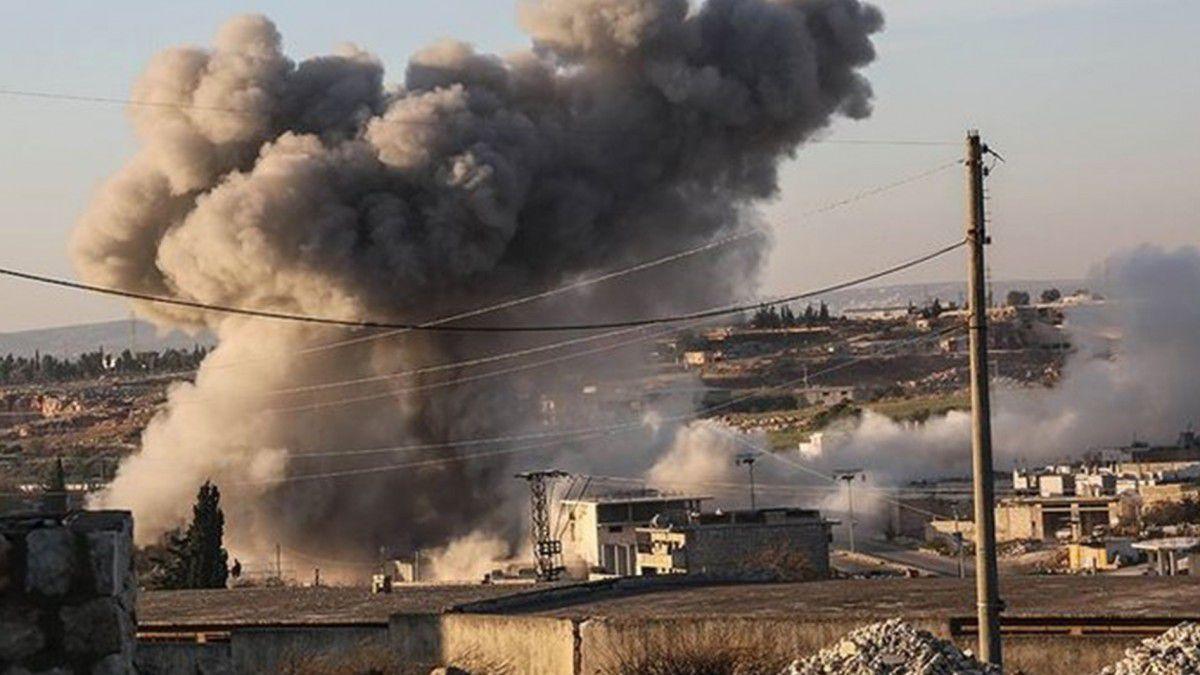 Son dakika   Rusya'dan İdlib'e hava saldırısı! Çok sayıda asker hayatını kaybetti
