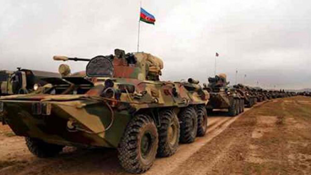 Son dakika..Azerbaycan orduları ilerliyor: Ermenistan savaş uçağı düşürüldü