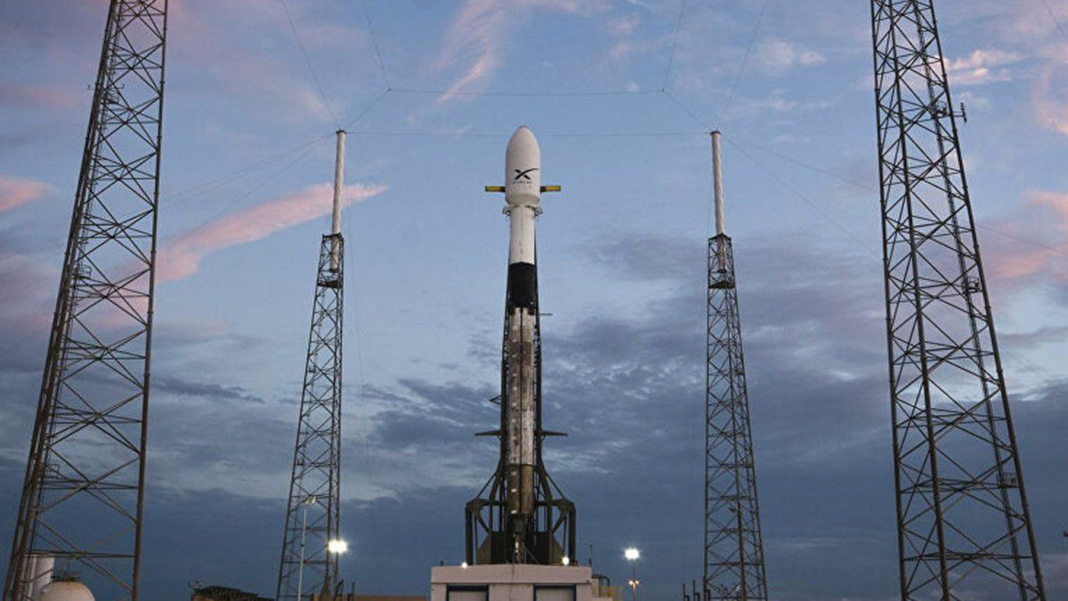 SpaceX, 60 Starlink internet uydusunu daha uzaya fırlattı
