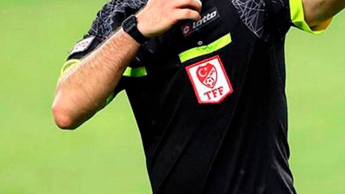 TFF, 2021-2022 sezonunda görev yapacak hakem ve gözlemcileri açıkladı