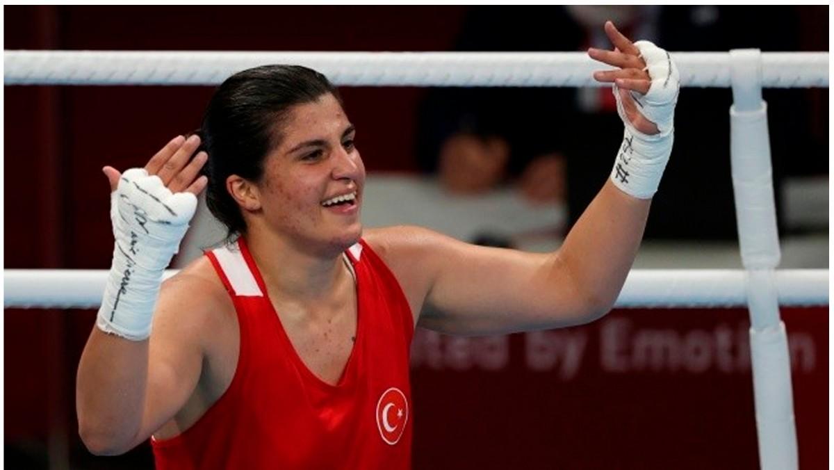 Türk kadını olimpiyatlarda tarih yazdı