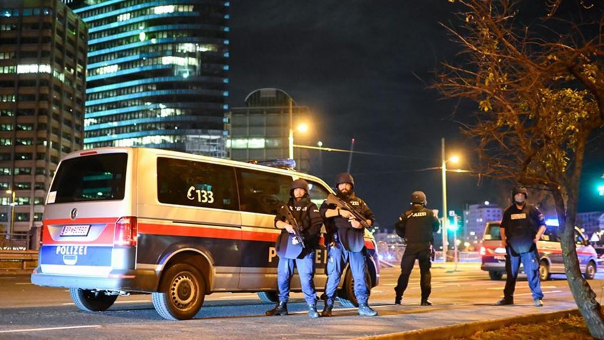 Viyana'da terör saldırısı